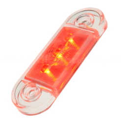 Positionsljus röd