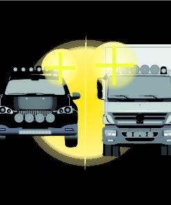 Tillbehör fordonsbelysning