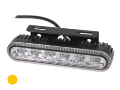 led blixt ljus 6 led